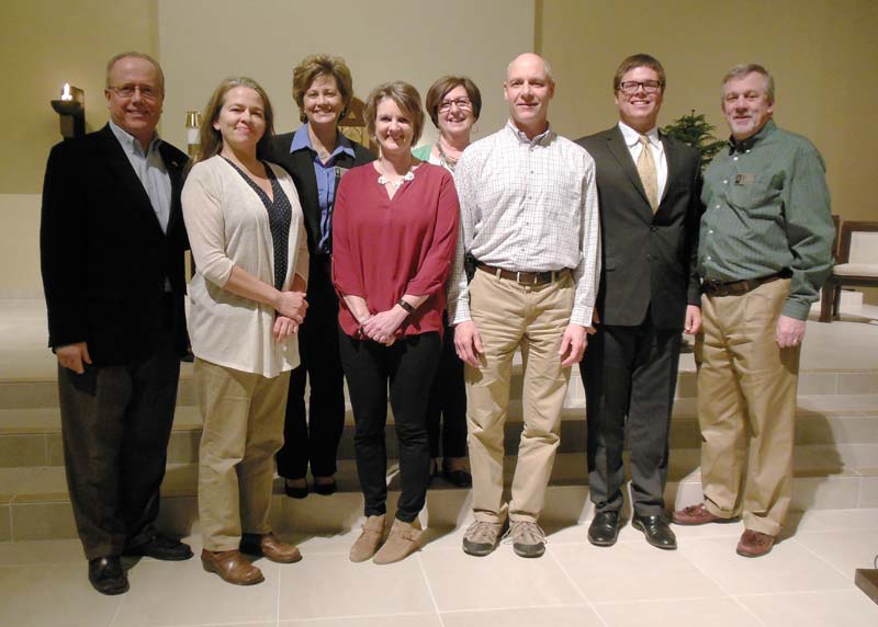 The STM Pastoral Council, February 2016