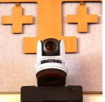church-camera